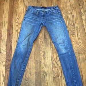 Women's sz 7 524 Too Superlow Levi's jeans